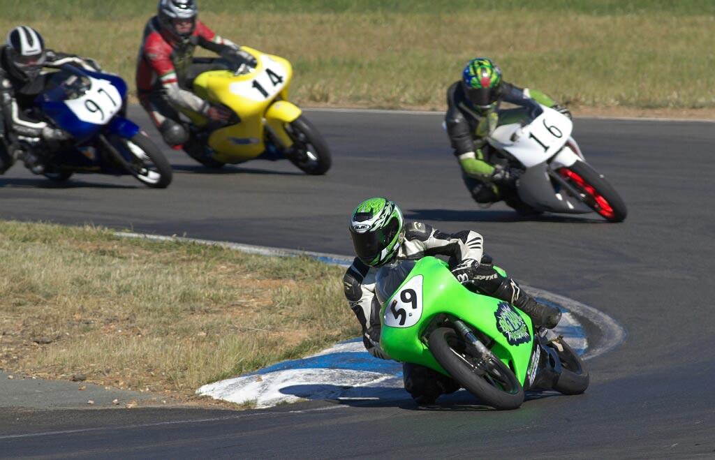 Rider Profile-Garry Briggs