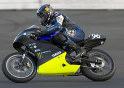 Jeff Brown Yamaha YFZR 150