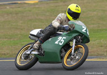 Nigel Begg on the Supermono